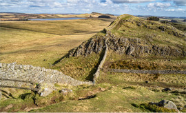 Hadrian's Wall by Chris R