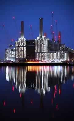 Battersea Power Station by Angela J