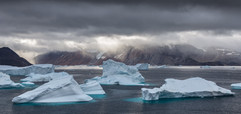 Sea of Ice by Mark B