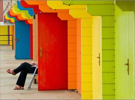 Seaside Retreat by Alfred C