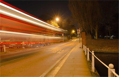 Bus Stop, Bus Goes by Brian C