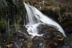 Bridal cascade by Graham S