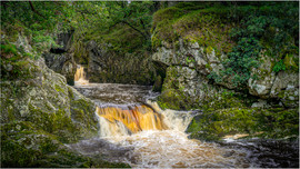 Asgarth Falls by Chris R