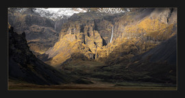 Valley of Light by Mark B