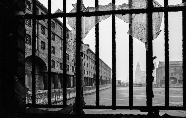 Albert Dock 1981