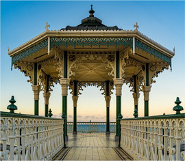 Brighton Bandstand by Chris R