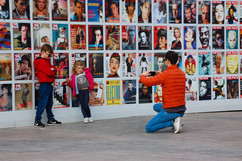 Picture Wall by Joy S