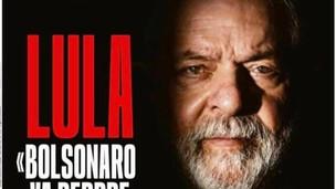 """Lula: """"Bolsonaro não quer sair do poder, mas o povo vai decidir o contrário"""""""
