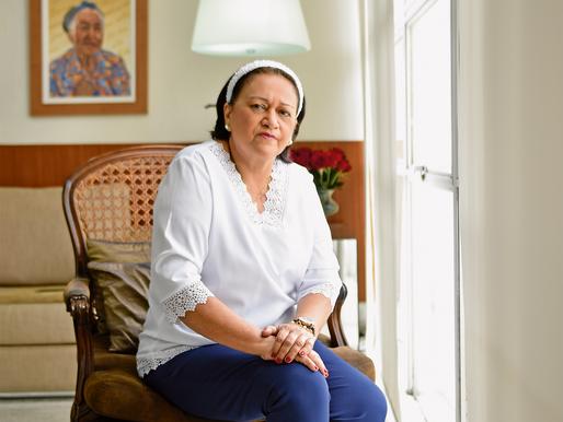 """Fátima Bezerra: """"Nós, mulheres, não devemos nos contentar em ser a exceção"""""""