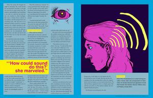Magazine Interior spread