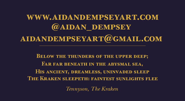 Business Card Info