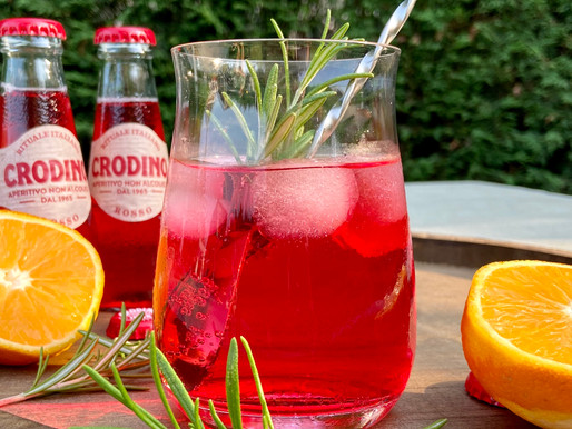 VIRGIN CAMPARI TONIC