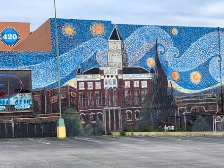 PUBLIC ART Reveals Civic Pride in Cartersville, GA and Clarksville, TN