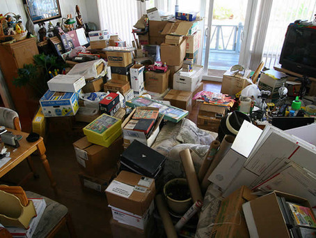 How to Declutter Your Home Without Making It Unlivable