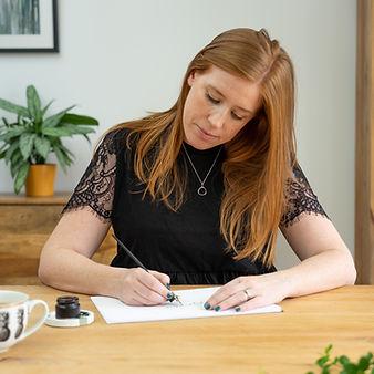 Sarah Howard Calligrapher