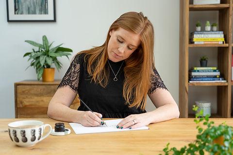 Sarah Howard Bespoke Calligraphy