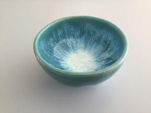Bol Turquoise Cirrus