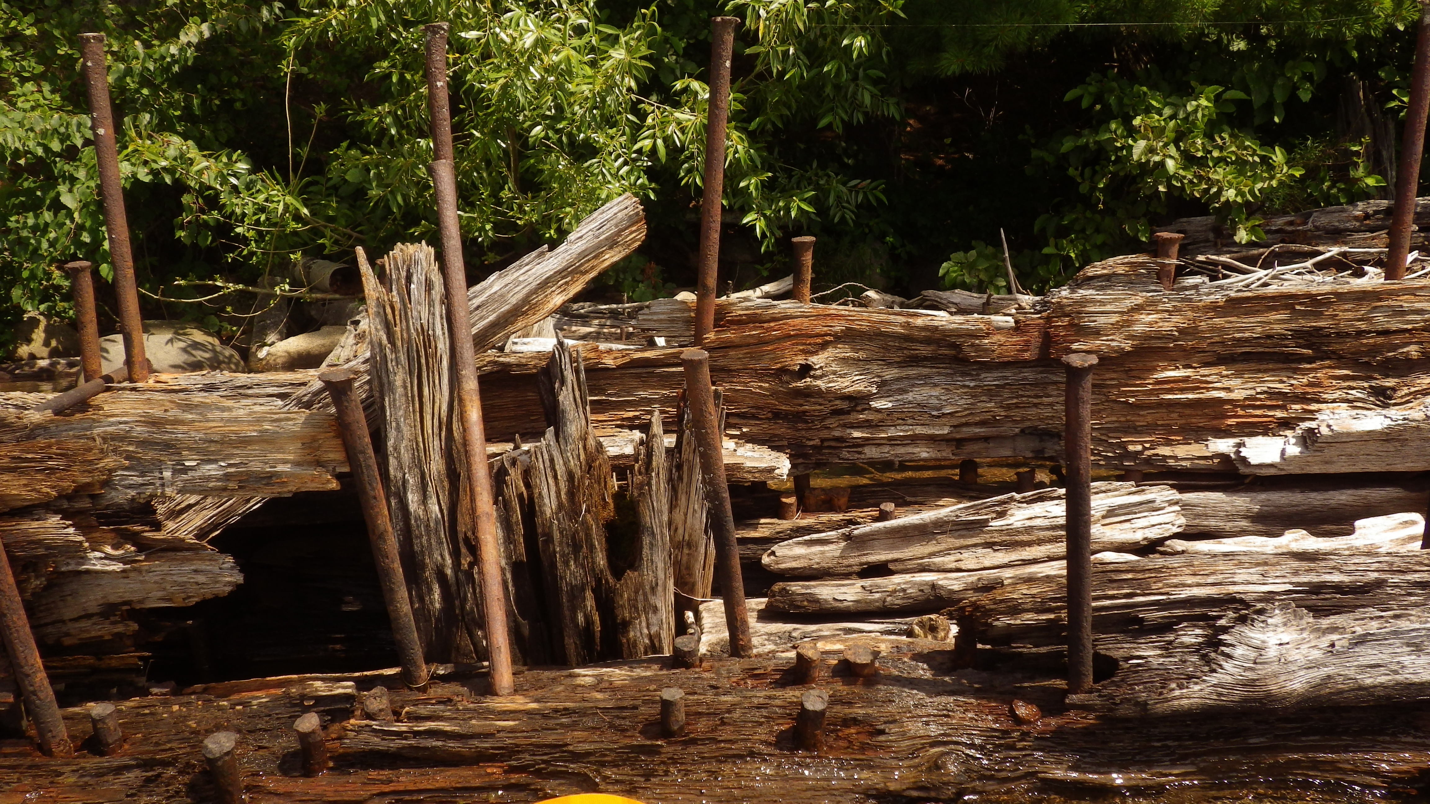 Ottawa Shipwreck