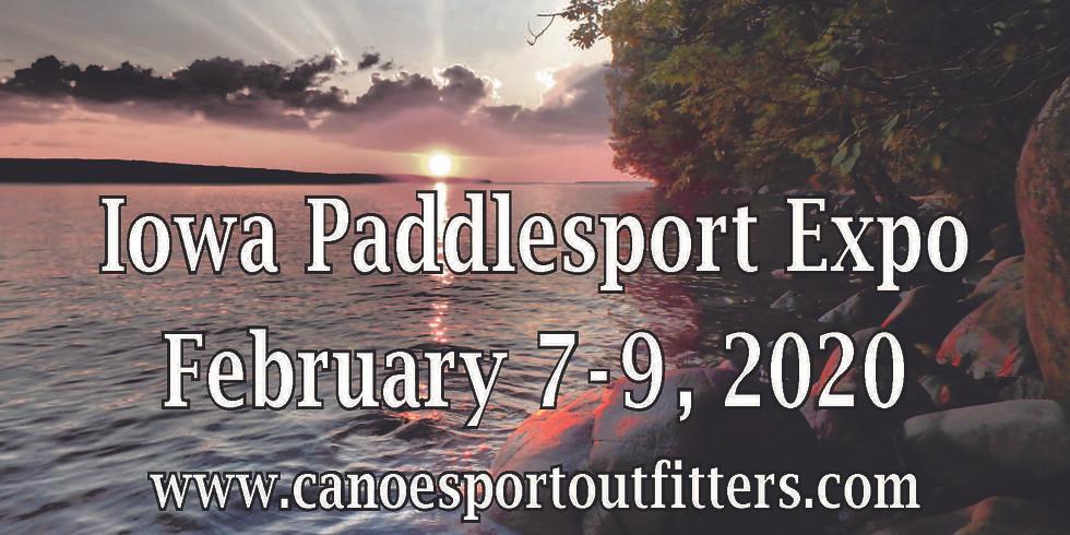 Iowa Paddlesport Expo