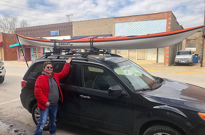 Proud Thule rack owner