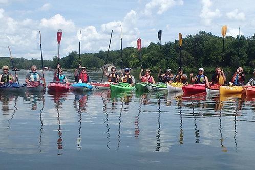 Kayaking Fundamentals I