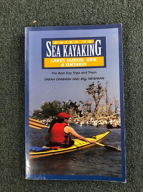 Sea Kayaking Lakes Huron and Ontario