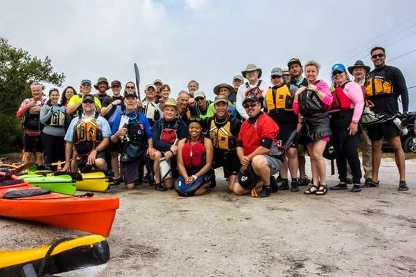 New ACA Kayak Instructors
