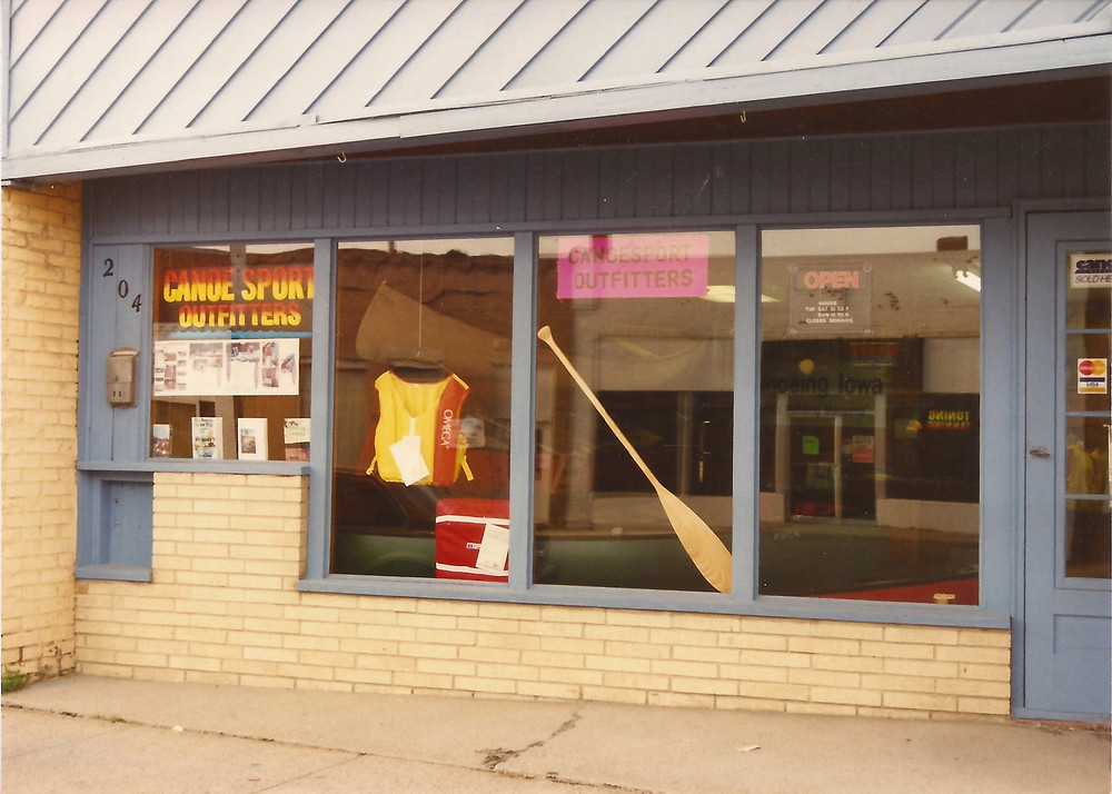 Old CSO Store Front