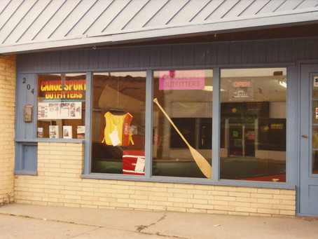 From Publisher to Retailer: The Origins of CanoeSport Outfitters
