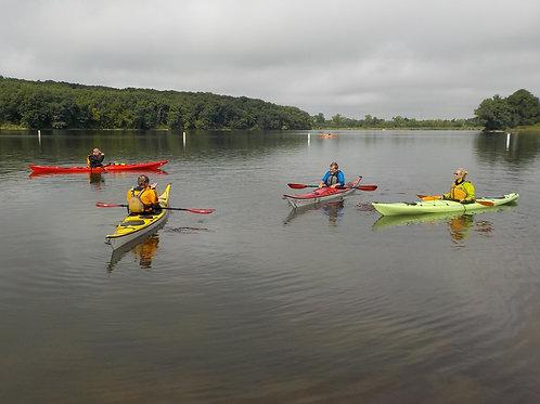 Kayaking Intermediate III