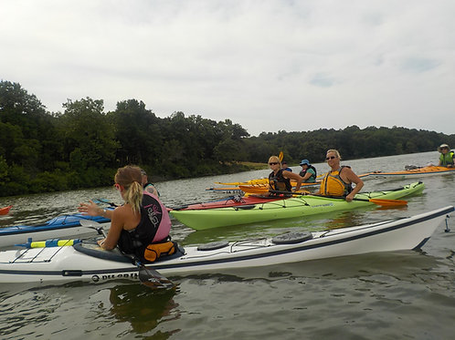 Kayaking Fundamentals II