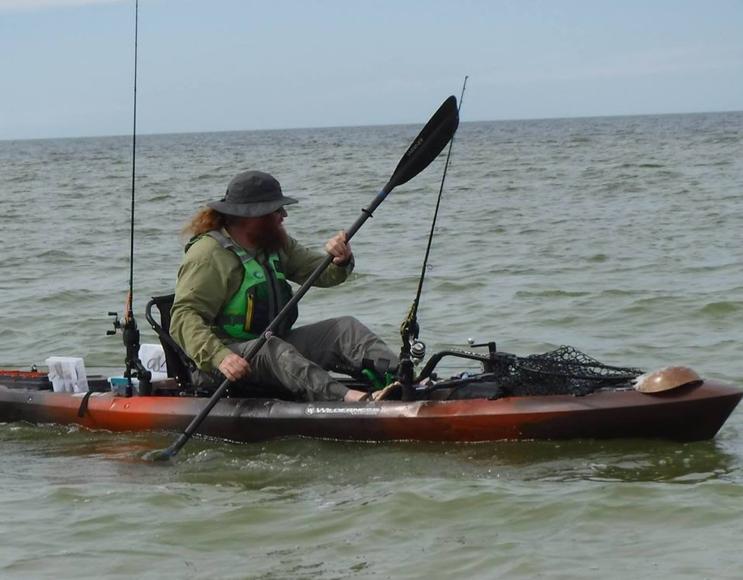 Kayak Fishing - Everglades