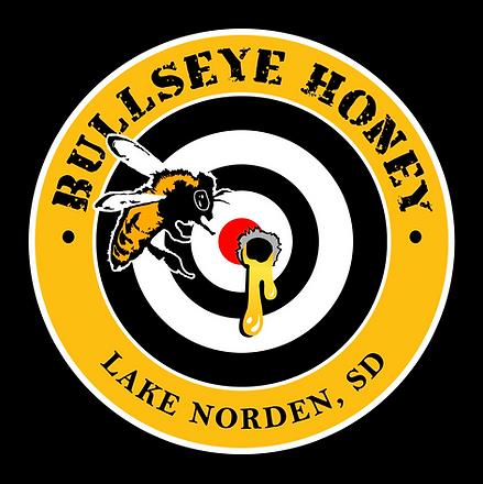 Bullseye Honey company logo