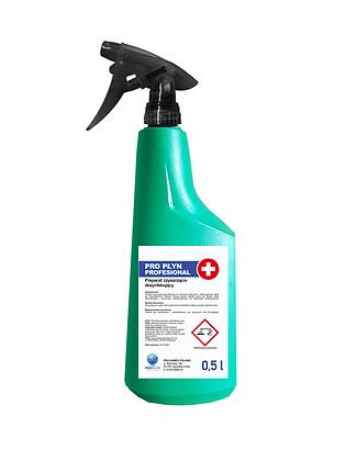 Płyn dezynfekujący MASTER 0,5l