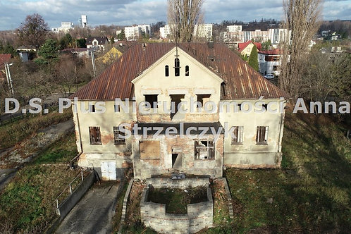 Obiekt Jastrzębie-Zdrój 2540 m2