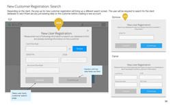 New Customer Registration_ Search