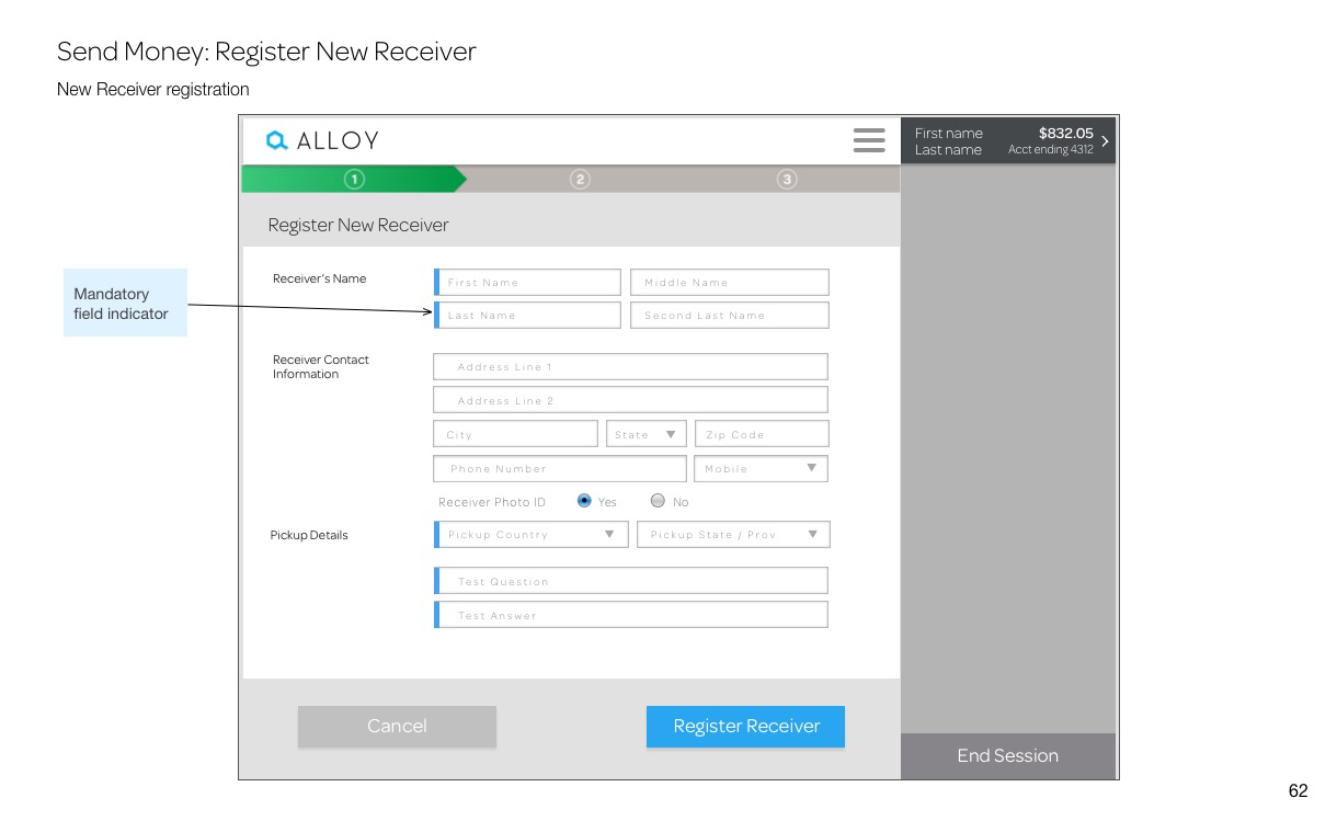 Send Money_ Register New Receiver