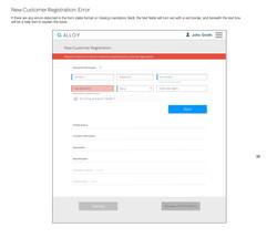 New Customer Registration_ Error