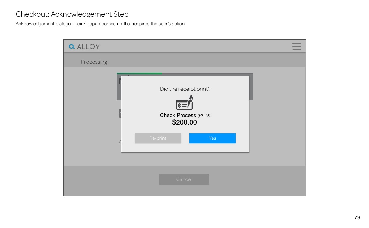 Checkout_ Acknowledgement Step