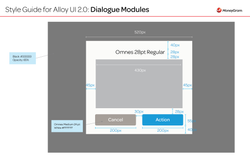 Alloy 2.0 UI Style Guide_Dialogue Modules