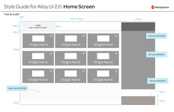 Alloy 2.0 UI Style Guide_Home Screen