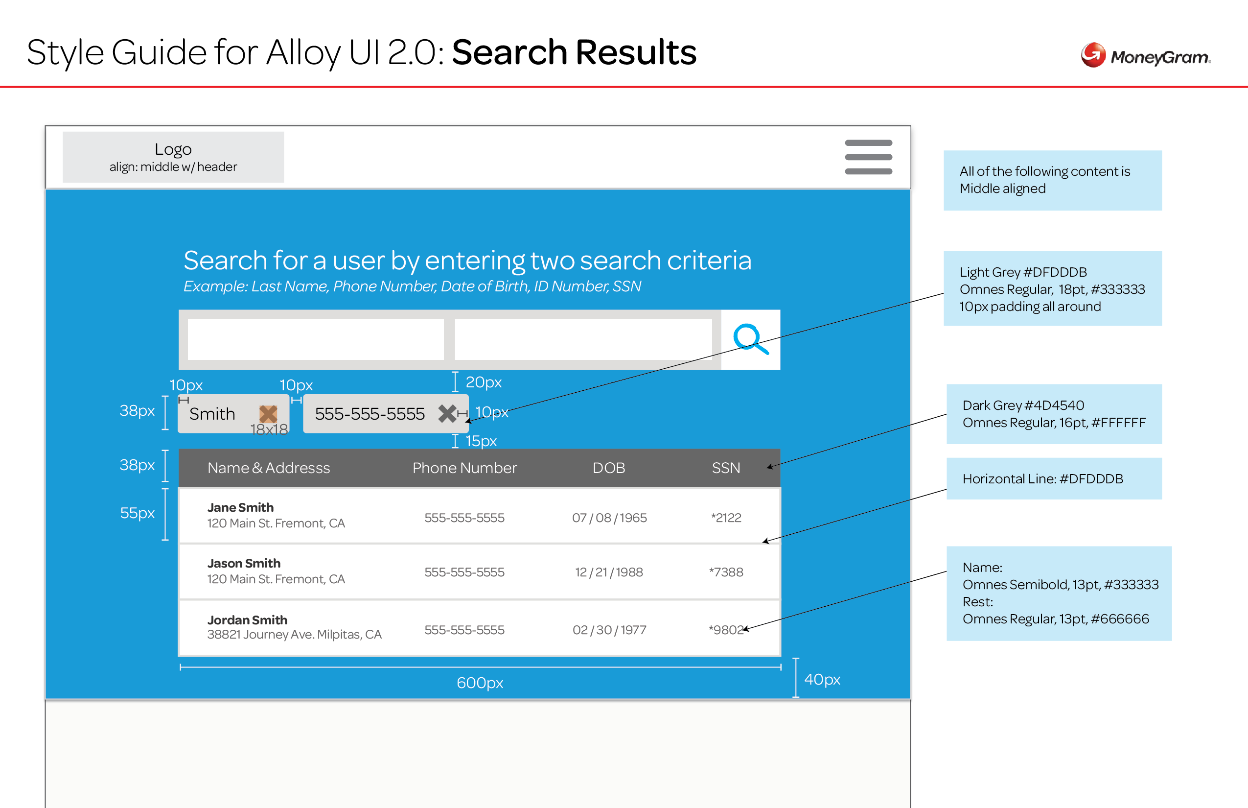 Alloy 2.0 UI Style Guide_Search Results