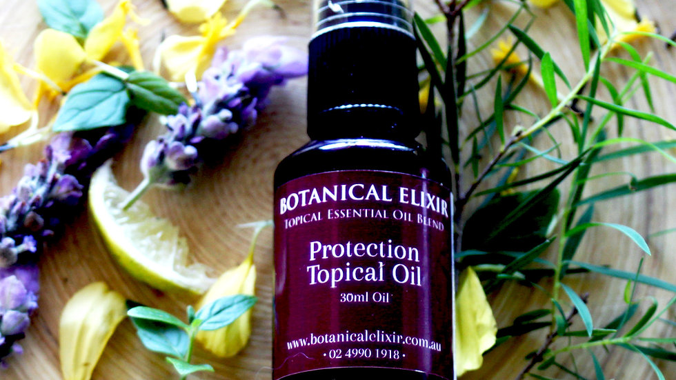 Protection Topical Oil Blend