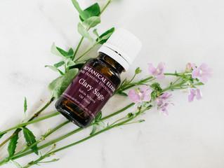Hormone balancing essential oils