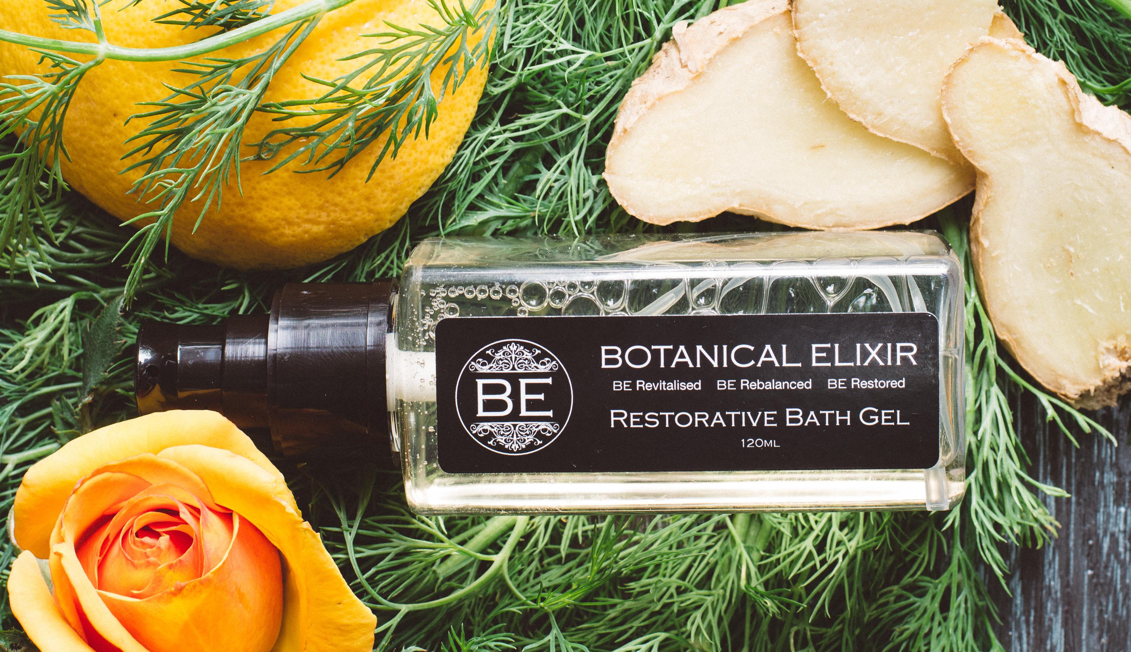 RESTORATIVE BATH GEL