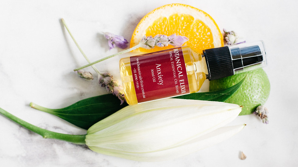 Anxiety Topical Oil