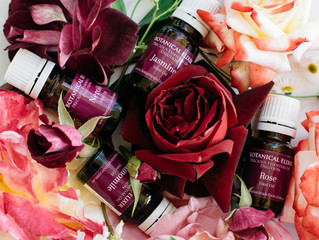 The Healing Art of Using Essential Oils