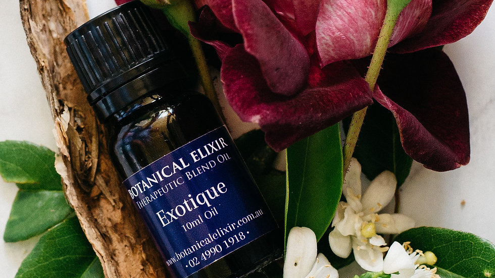 Exotique Therapeutic Blend