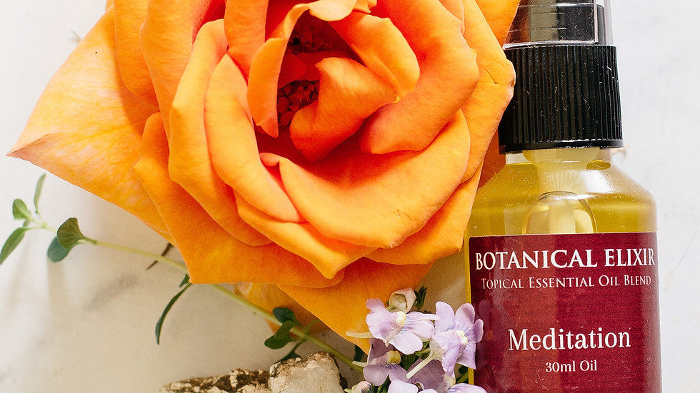 Meditation Topical Oil