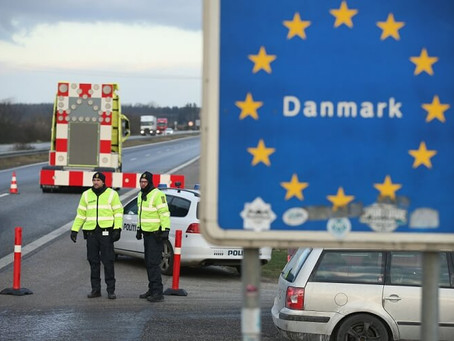 16.02.2021 - ATTENTION: Stricter rules for testing for people from the border regions from tomorrow